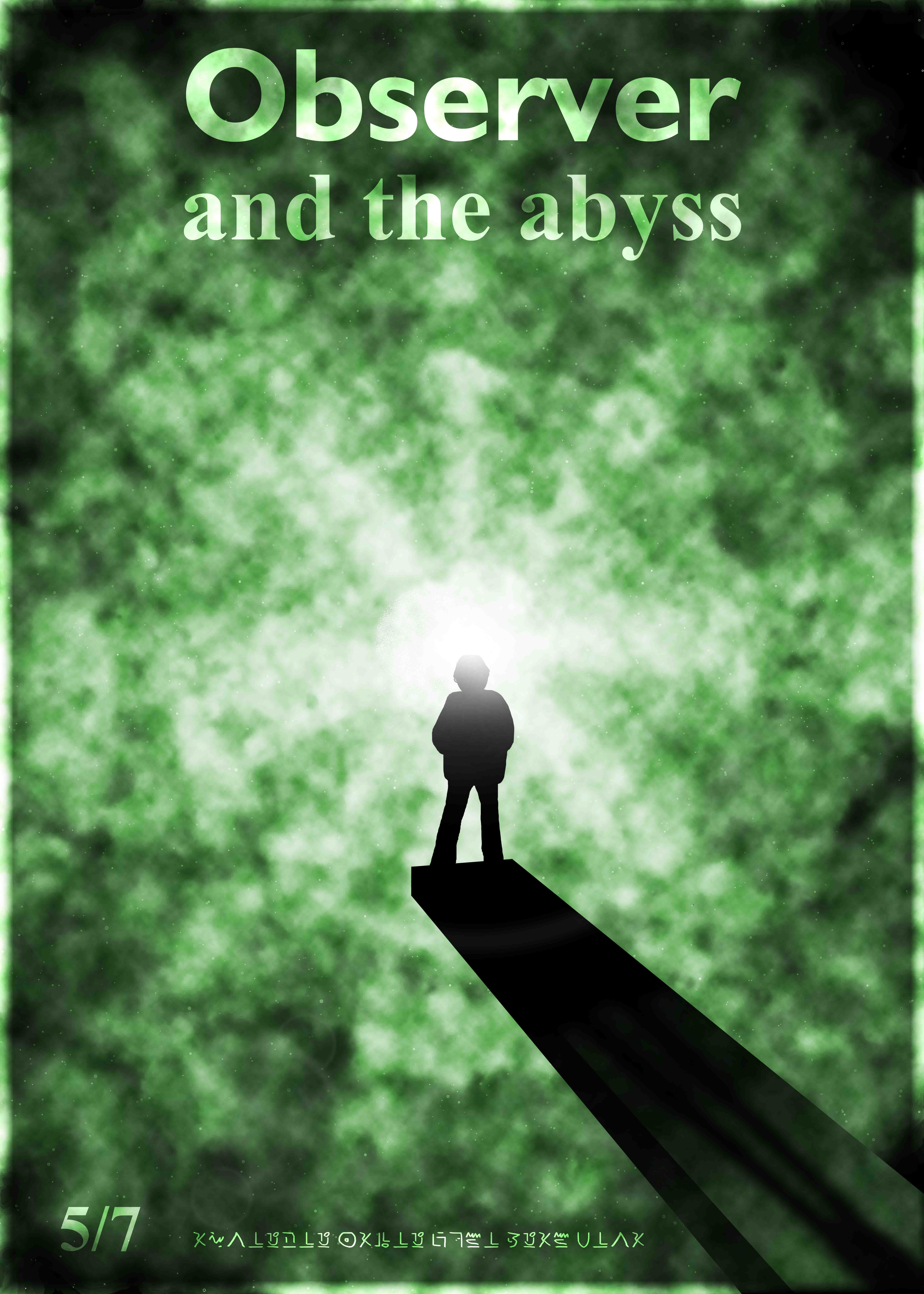 Observer and the abyss 5.